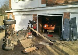 VW Beetle Project, 1300 1972