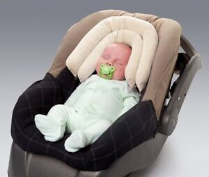 details about baby infant head body support pram stroller car seat cushion high loft padding