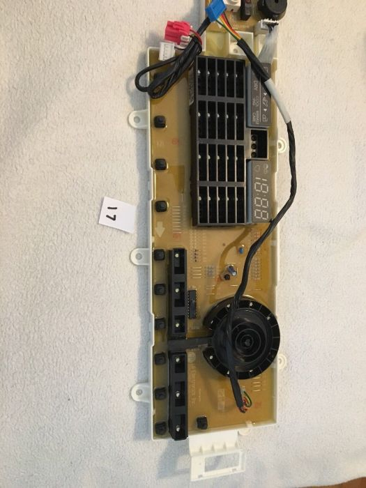 s l1600 - Appliance Repair Parts Lg EBR63615909 Display PCB Assembly Genuine OEM part