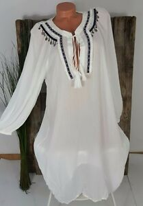 Tunika Kleid Mediterrianian Heritage Design Folklore Modetrend