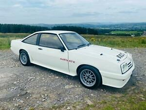 Opel Manta GTE Coupe non sunroof 16V redtop (ready to go!)