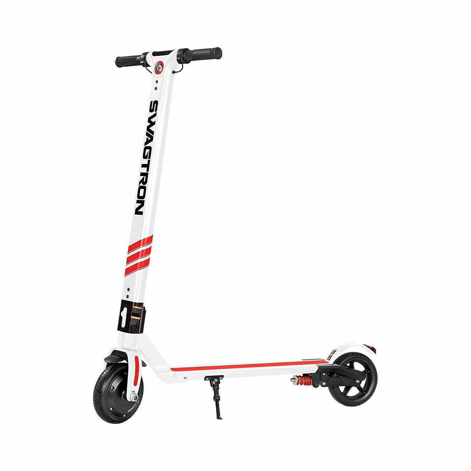 Swagtron Swagger Fast Folding Carbon Fiber Electric