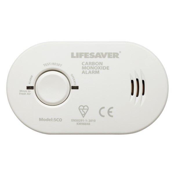 Kidde 5co Carbon Monoxide Detector Alarm With Batteries For Sale Online Ebay