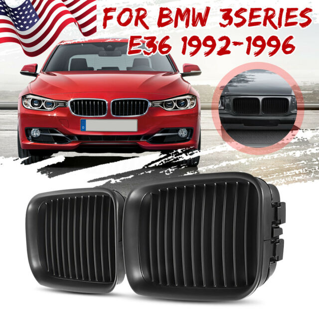 Bmw X7 Kidney Grilles Look Hilarious On An E30 3 Series