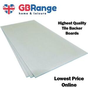 details about tile backer board 7m2 to 14m2 wetroom cement coated xps panels waterproof