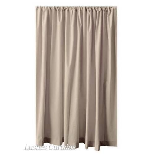 rollos gardinen vorhange 11ft h beige velvet curtain extra long panel high ceiling window treatment drape mobel wohnen breathtime kz