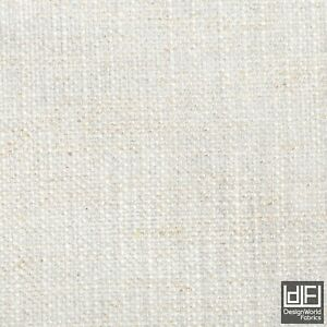 details about grey beige curtain fabric textured plain chenille soft cushion blind material