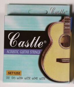 Starshine Acoustic Guitar Strings A Set Of Durable Strings Made In Korea Ebay
