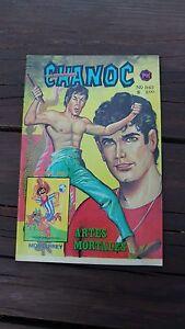 "VTG 1975 MEXICAN COMIC CHANOC # 843 ""ARTES MORTALES"" ED. HERRERIAS PARODY"