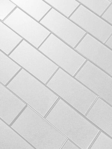 abolos subway glass mosaic eternal white glossy floor wall tiles home garden worldenergy ae