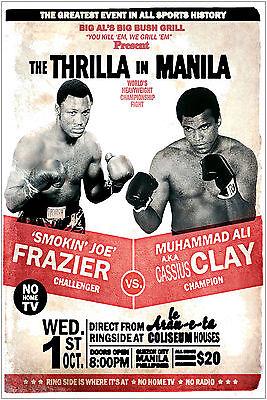kunst muhammad ali boxing legend