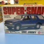 Gmc Jimmy 1996 Lindberg 72611 Big 1 20 Scale Super Snap Factory For Sale Online Ebay