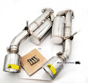 details zu infiniti q50 helmholtz resonated exhaust kit 2014 2020 q50 oem b0100 q50s2