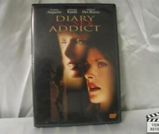 Image Is Loading Diary Of A Sex Addict Dvd  Unrated