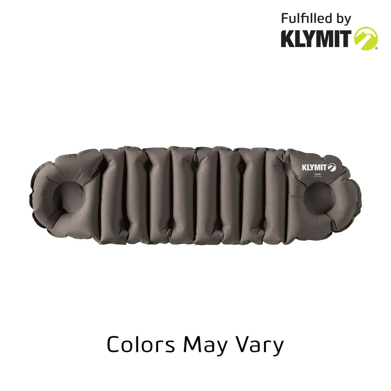 klymit 12cubg01 cush inflatable camping seat