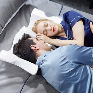 details about couple cuddle sleep pillow arm pillow slow rebound pressure pillow memory foam