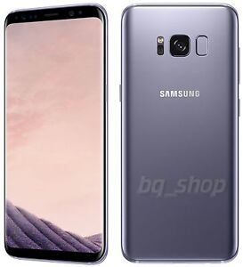 "Samsung Galaxy S8 G950FD Dual Sim Orchid Grey 64GB 4GB RAM 5.8"" Android By FedEx"
