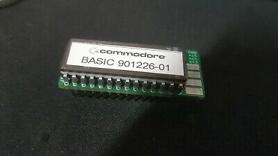 Commodore 64 C64 BASIC ROM Replacement MOS 901226-01 | eBay