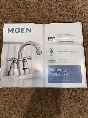 moen banbury 4 in centerset 2 handle