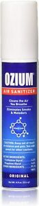 Ozium Glycol-Ized Professional Air Sanitizer / Freshener Original Scent, 8 oz.
