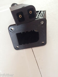 Ezgo Golf Cart 36v Powerwise Charger Receptacle And Handle
