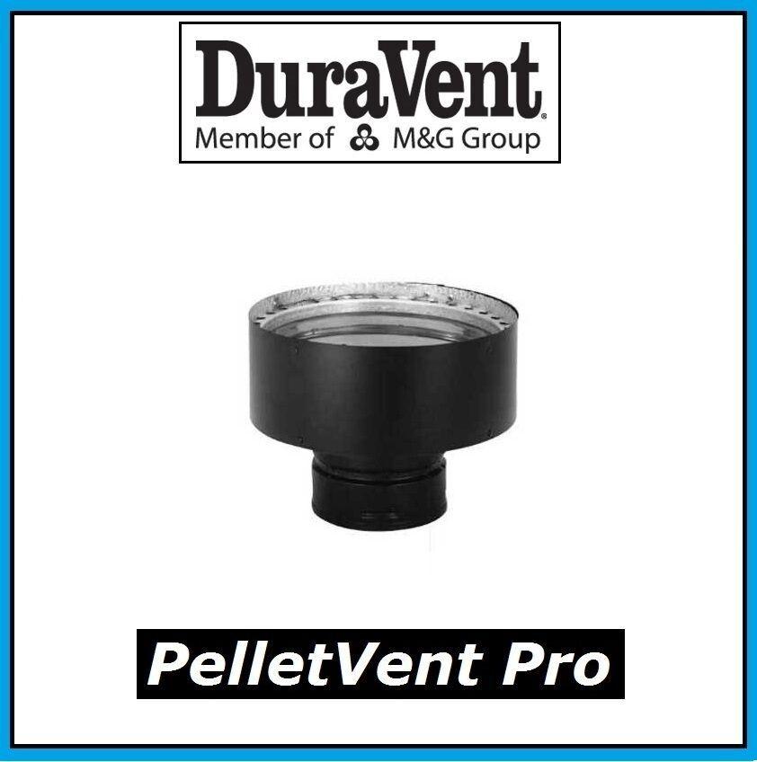 Duravent Pellet Stove Pipe