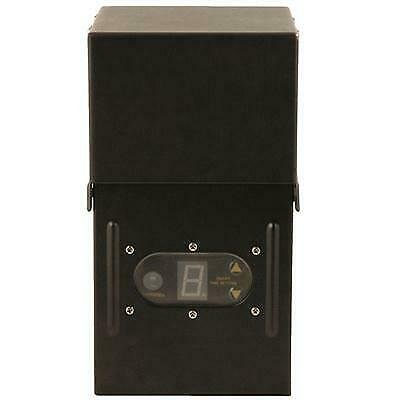 moonrays 95432 low voltage lighting control unit 200w for sale online ebay