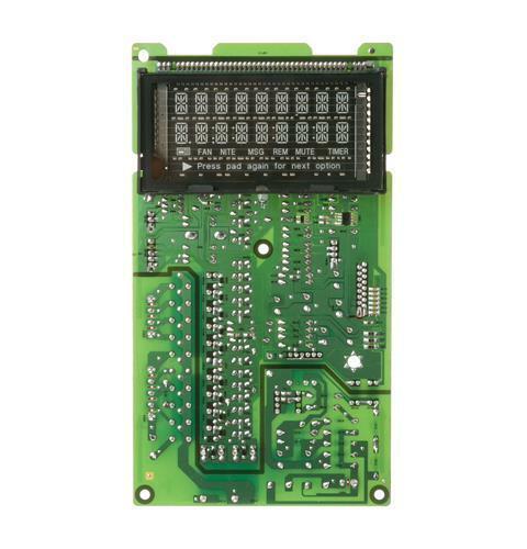 ge microwave control board wb27x11158