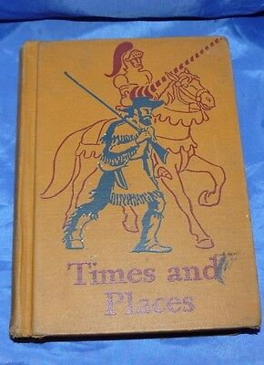 Times And Places Basic Readers Scott Foresman Amp Company