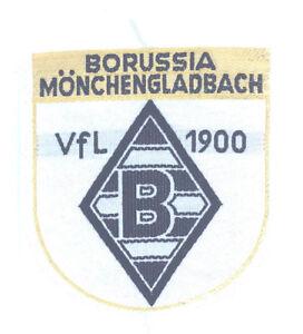 borussia m gladbach aufnaher logo bmg