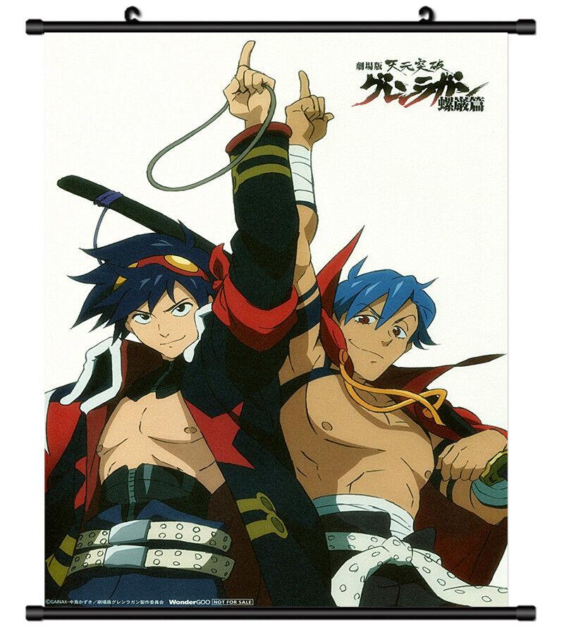 4515 tengen toppa gurren lagann anime