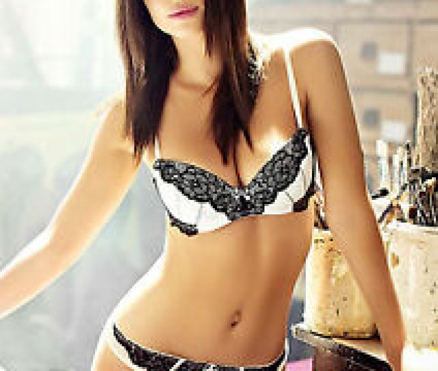 Image Is Loading Emily Ratajkowski Poster Sexy Lingerie Model New 2017