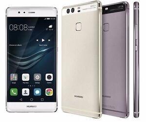 "Huawei P9 Plus 64GB Dual VIE-L29 (FACTORY UNLOCKED) 5.5"" HD - White/Grey/Gol"