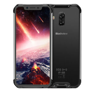"Blackview BV9600 Pro IP68 Waterproof Mobile Phone Helio P60 6GB+128GB 6.21"" NM"