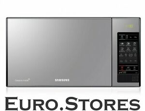 details about samsung ge83x microwave 23 liter microwave oven ceramic led display grill