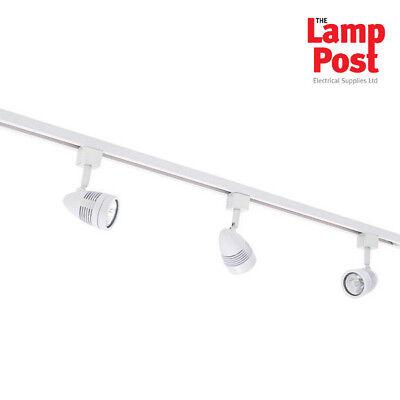robus acorn white ceiling track light kit for kitchens etc r888gz3 01 ebay