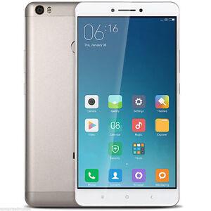 """Xiaomi Mi Max 6.44"""" Dual SIM 4G Phablet 652 Octa Core 4GB RAM+128GB ROM 16MP"""