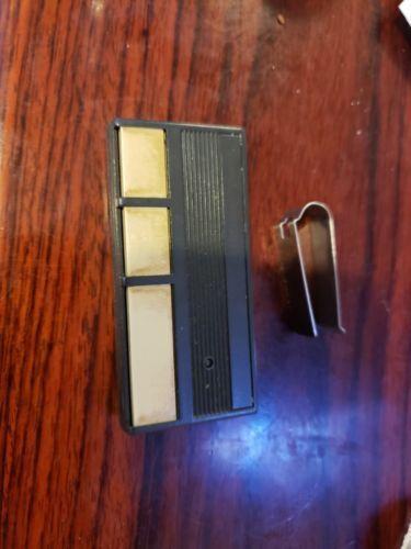 Sears Craftsman 3 Button Garage Door Opener Remote Model Hbw0709 13953779 EBay