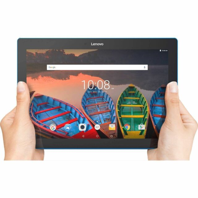 Lenovo Tab 10 101 Hd Touch 16gb Rom 1gb Ram 5mp2mp Qualcomm Quad Core Processor 130ghz Wi Fi Bluetooth 7000mah Android 601 Tablet