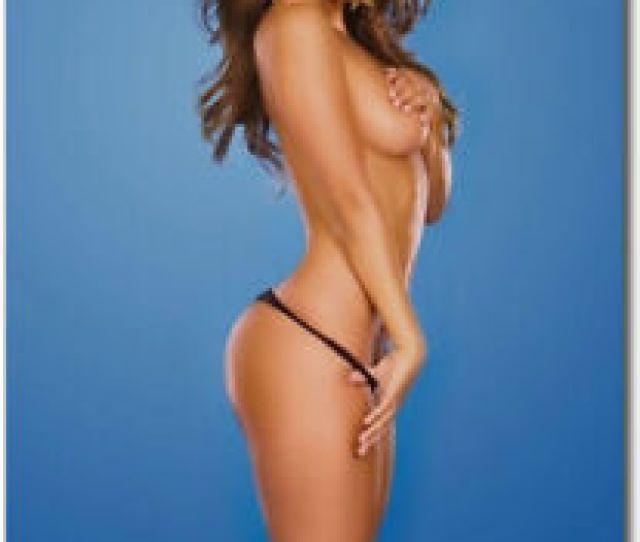 Jennifer Lopez Sexy Topless Fridge Magnet Size    Ebay