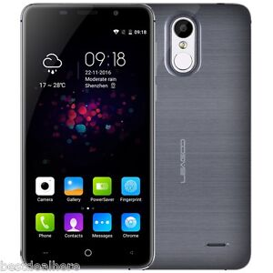 "LEAGOO M5 Plus 5.5"" 4G Phablet Android MTK6737 1.3GHz 2GB+16GB 13MP Fingerprint"