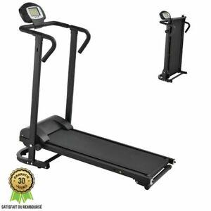 https www ebay fr itm tapis de marche course pliable manuel roulant mecanique silencieux gym max 200kg 133589607645