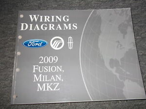 2009 Ford Fusion Wiring Diagram | Wiring Diagram Center