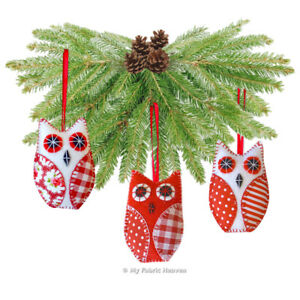 christmas ornaments sewing # 76