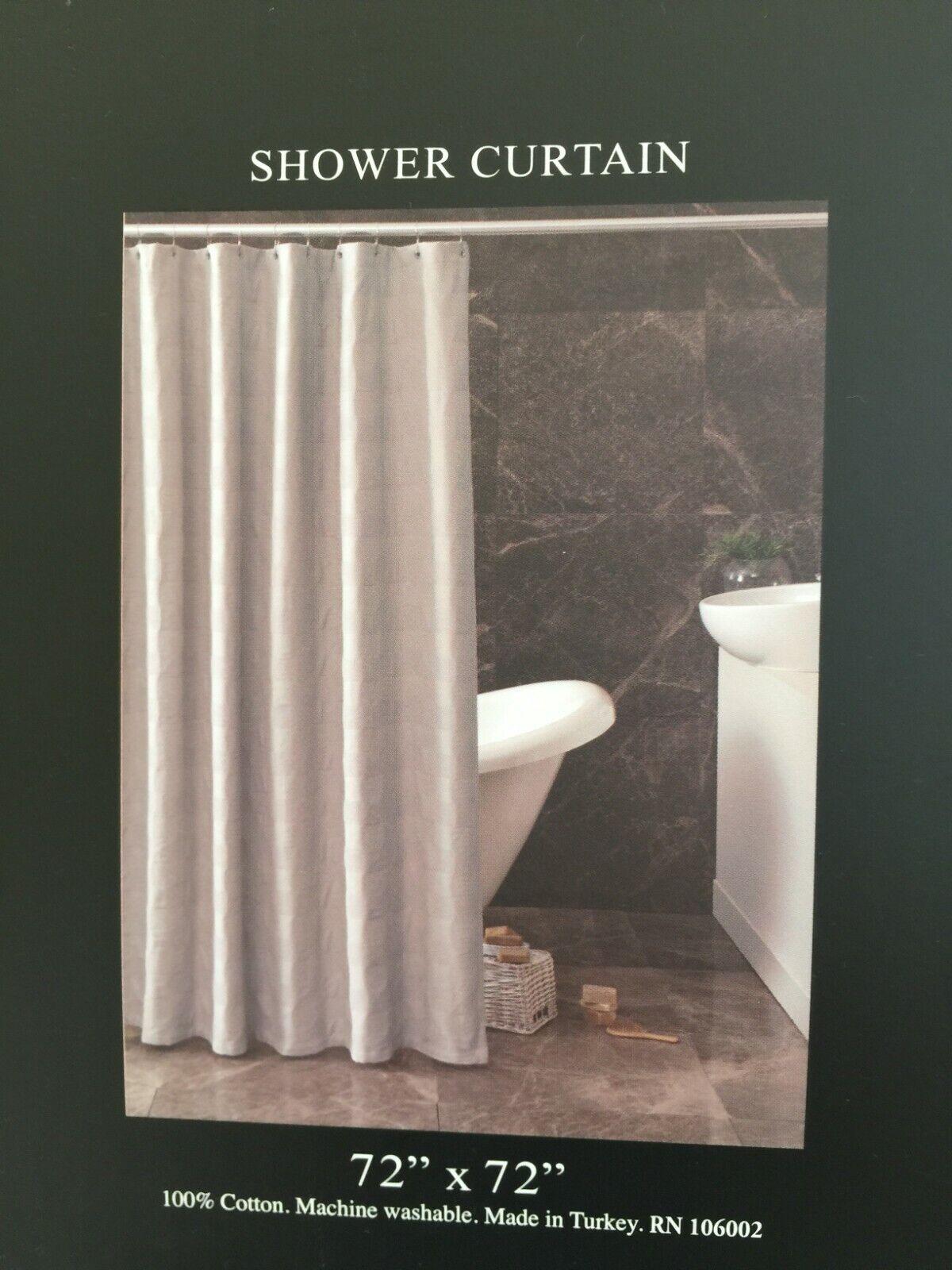hotel balfour shower curtain luxury