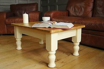 traditional fawley farmhouse pine coffee table from the good shelf company ebay