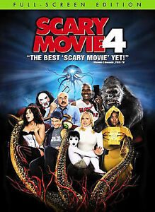 DVD SCARY MOVIE SCARY MOVIE 4 FULL SCREEN USA REGION LIKE NEW   eBay Image is loading DVD SCARY MOVIE SCARY MOVIE 4 FULL SCREEN