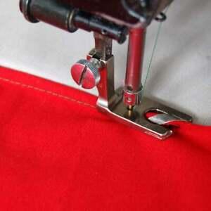 details sur pied ourleur 4 7 5 ou 9 5 pour machine industrielle ourlet de 5 8 ou 11 mm