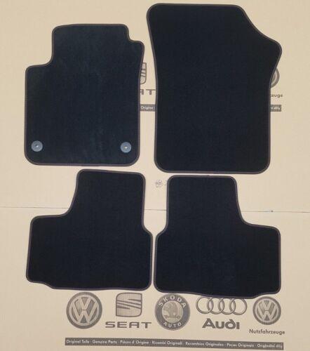 auto pieces detachees skoda citigo original tapis de sol avant arriere velour tapis tissu tapis tapis auto moto pieces accessoires getriebe nrw