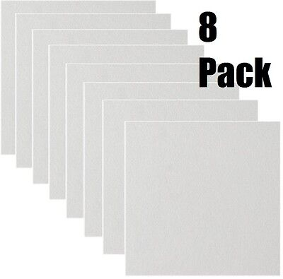 8 usg 4290 12 x 12 white smooth finish tongue groove fiber ceiling tiles 81098142902 ebay